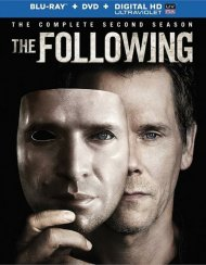 Following, The: The Complete Second Season  (Blu-ray + DVD + UltraViolet)