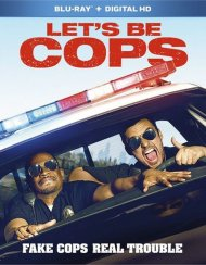 Lets Be Cops (Blu-ray + UltraViolet)