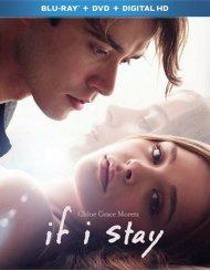 If I Stay (Blu-ray + DVD + UltraViolet)