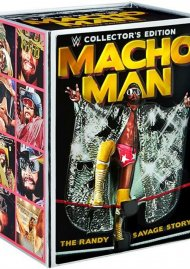 Macho Man: The Randy Savage Story - Collectors Edition