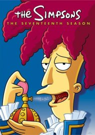 Simpsons, The: The Complete Seventeenth Season