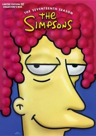 Simpsons, The: The Complete Seventeenth Season (Sideshow Bob Collectible Packaging)