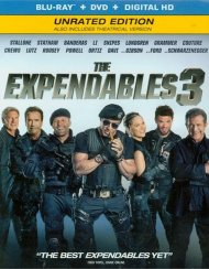 Expendables 3, The (Blu-ray + DVD + Digital HD)
