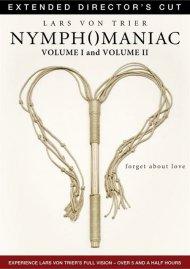 Nymphomaniac: Extended Directors Cut - Volume 1 & 2