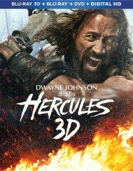 Hercules (3D Blu-ray + Blu-ray + DVD + UltraViolet)