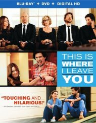 This Is Where I Leave You (Blu-ray + DVD + UltraViolet)