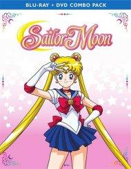 Sailor Moon: Season One, Part One (Blu-ray + DVD Combo)