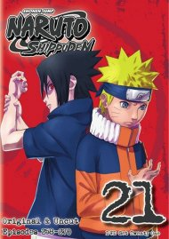 Naruto Shippuden: Volume 21