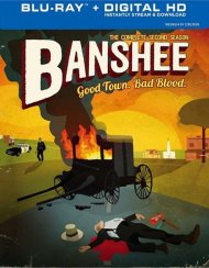 Banshee: The Complete Second Season (Blu-ray + UltraViolet)