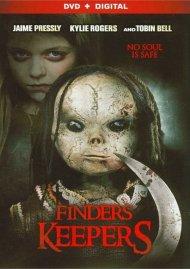 Finders Keepers (DVD + UltraViolet)