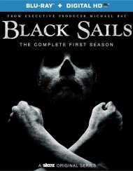 Black Sails: The Complete First Season (Blu-ray + UltraViolet)