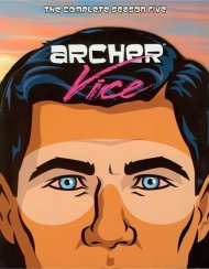 Archer: The Complete Season Five