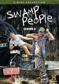 Swamp People: Season Five