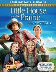 Little House On The Prairie: Season 4 - Deluxe Remastered Edition (Blu-ray + UltraViolet)