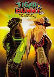 Tiger & Bunny: The Movie - The Rising