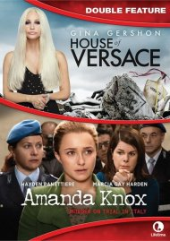 House Of Versace / Amanda Knox: Murder On Trial In Italy (Double Feature)