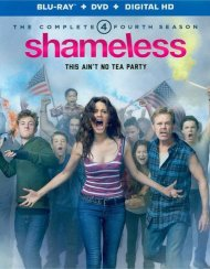 Shameless: The Complete Fourth Season (Blu-ray + DVD + UltraViolet)