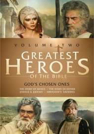 Greatest Heroes Of The Bible: Gods Chosen Ones - Volume Two