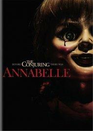 Annabelle (DVD + UltraViolet)