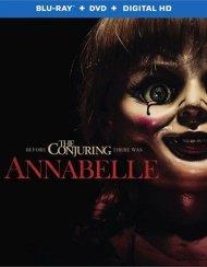 Annabelle (Blu-ray + DVD + UltraViolet)