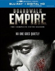Boardwalk Empire: The Complete Fifth Season (Blu-ray + DVD + UltraViolet)