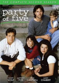 Party Of Five: The Complete Second Season (Repackage)