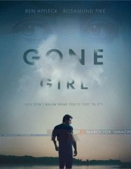 Gone Girl (Blu-ray + DVD + UltraViolet)