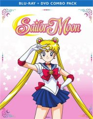 Sailor Moon: Season One, Part Two (Blu-ray + DVD Combo)