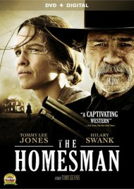 Homesman, The (DVD + UltraViolet)