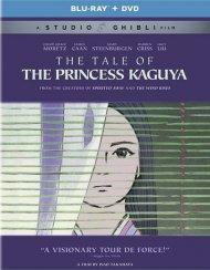 Tale Of The Princess Kaguya, The (Blu-ray + DVD)