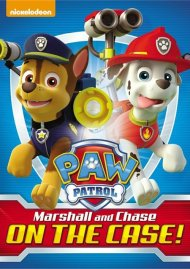 PAW Patrol: Marshall And Chase On The Case