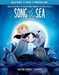 Song Of The Sea (Blu-ray + DVD + UltraViolet)
