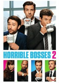 Horrible Bosses 2 (DVD + UltraViolet)