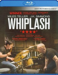 Whiplash (Blu-ray + UltraViolet)