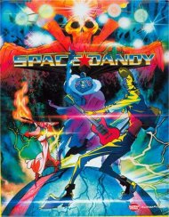 Space Dandy: Season 1 - Limited Edition (Blu-ray + DVD)
