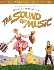 Sound Of Music, The: The 50th Anniversary Ultimate Collectors Edition (Blu-ray + DVD + UltraViolet)