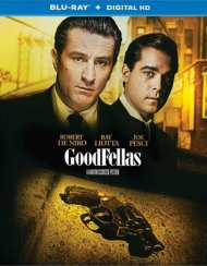 Goodfellas: 25th Anniversary (Blu-ray + UltraViolet)