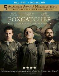 Foxcatcher (Blu-ray + UltraViolet)