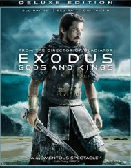 Exodus: Gods And Kings - Deluxe Edition (Blu-ray 3D + Blu-ray + UltraViolet)