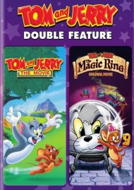 Tom And Jerry Double Feature: The Magic Ring / The Movie