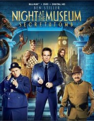 Night At The Museum: Secret Of The Tomb (Blu-ray + DVD + UltraViolet)