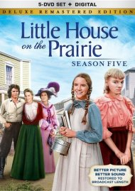 Little House On The Prairie: Season 5 - Collectors Editon (DVD + UltraViolet)