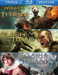 Clash Of The Titans (2010) / Clash Of The Titans (1981) / Wrath Of The Titans (2012)