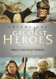 Greatest Heroes Of The Bible: Bibles Greatest Stories - Volume One