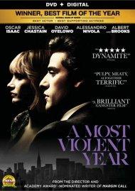 Most Violent Year, A (DVD + UltraViolet)