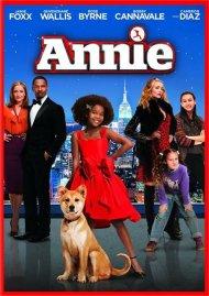 Annie (2014) (DVD + UltraViolet)