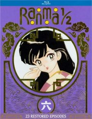 Ranma 1/2: Set 6 Limited Edition