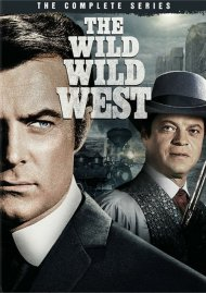 Wild Wild West, The: The Complete Series (Repackage)
