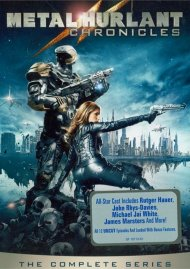 Metal Hurlant Chronicles: Complete Series