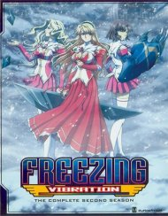 Freezing Vibration: Complete Series - Limited Edition (Blu-ray + DVD)
